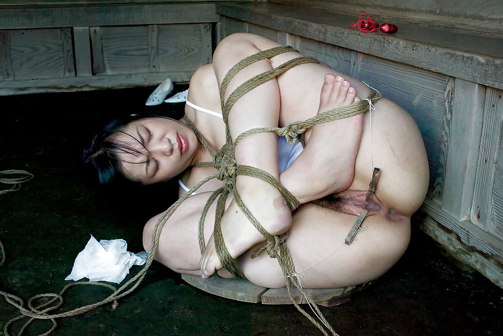 Japanese bondage sex pics with