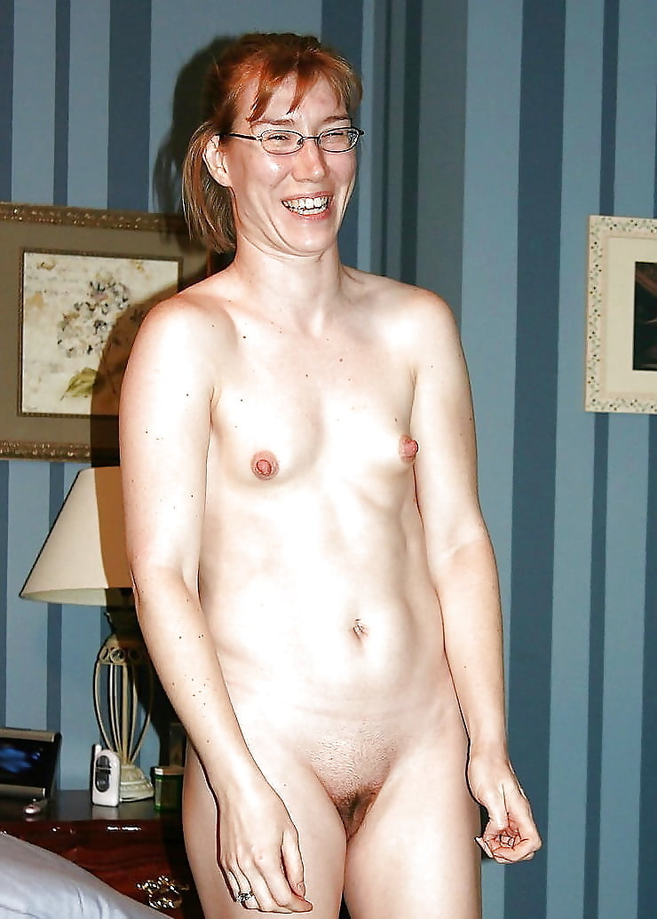 Flatchested milf homemade #1