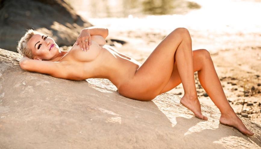 Marika Fingerroos Nude