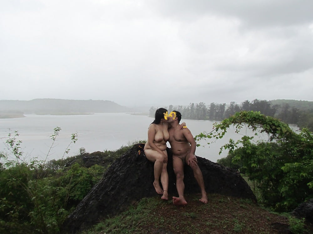 Newly Wed Desi Couple