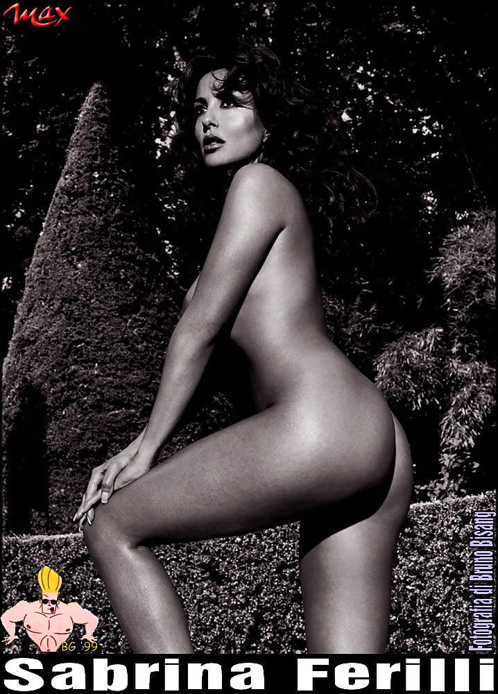 Sabrina ferilli hot pic ladies young