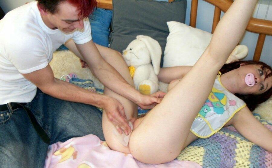 Abdl girl nude