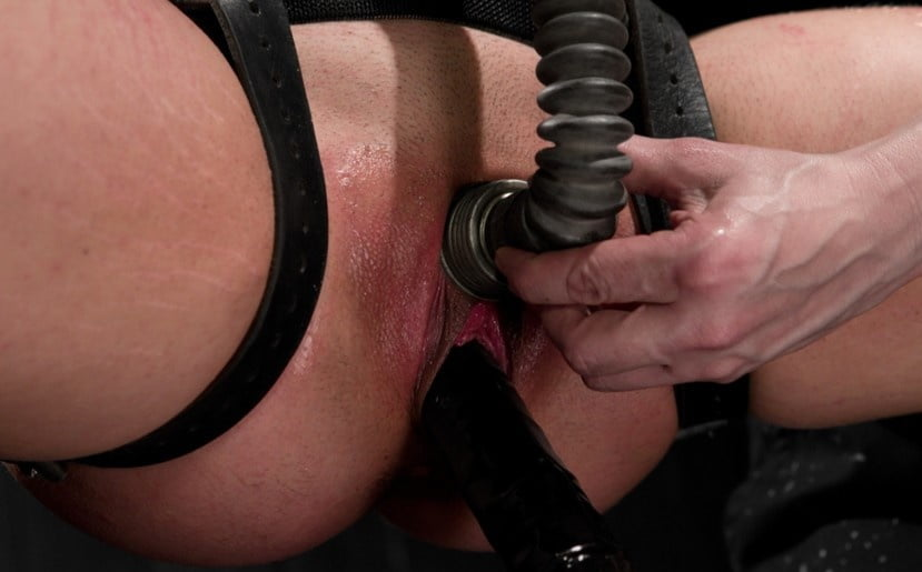 Wearing Black Latex In Public Gas Mask Breath Paly