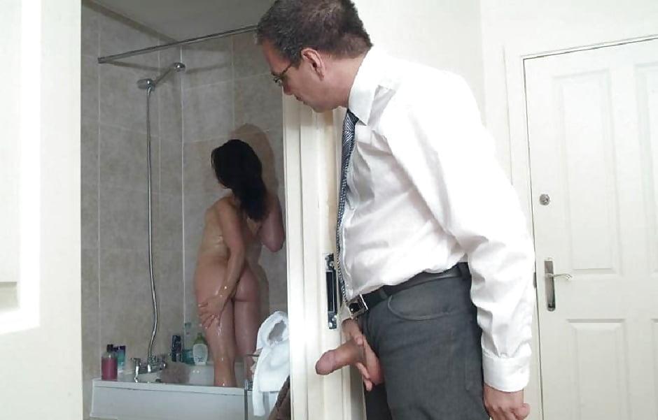 Порномодели большой пацаны подсматривали за девушкой порно порно фото