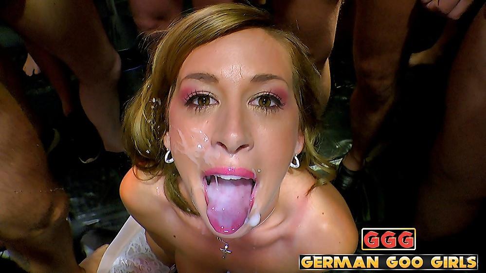 Ggg german goo girls compilation sperm watch online