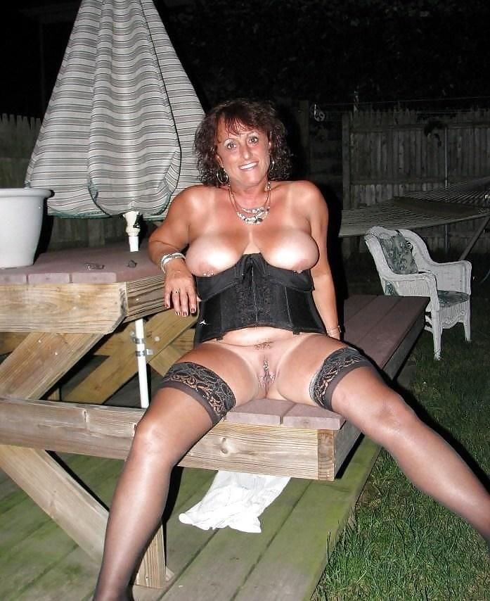 Mature nude tan lines-8576