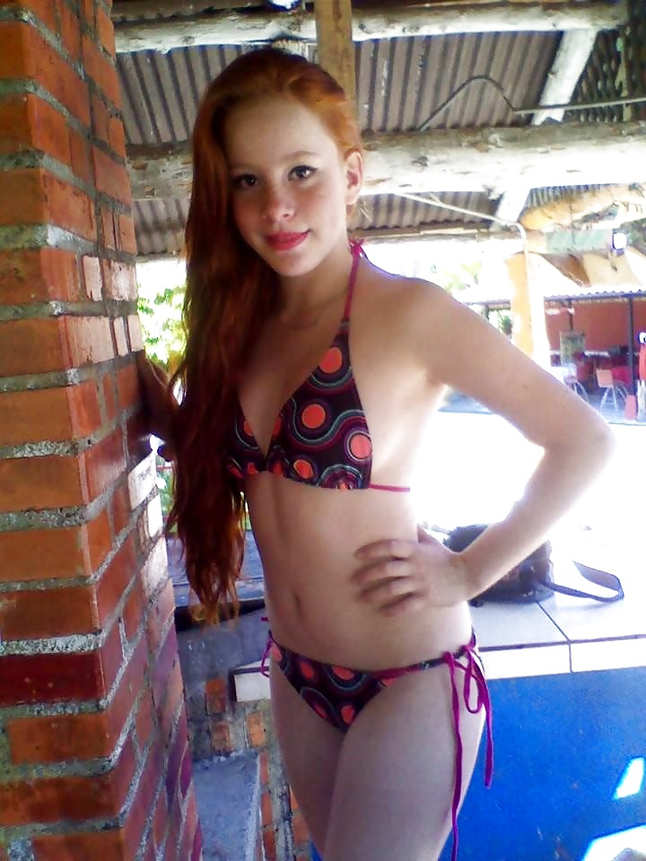 Skinny Latina Teen Redhead 18Yo - 63 Pics - Xhamstercom-7196