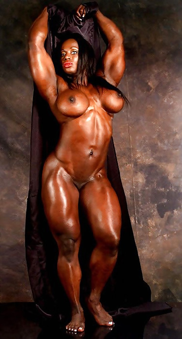 Japanese female bodybuilder nude