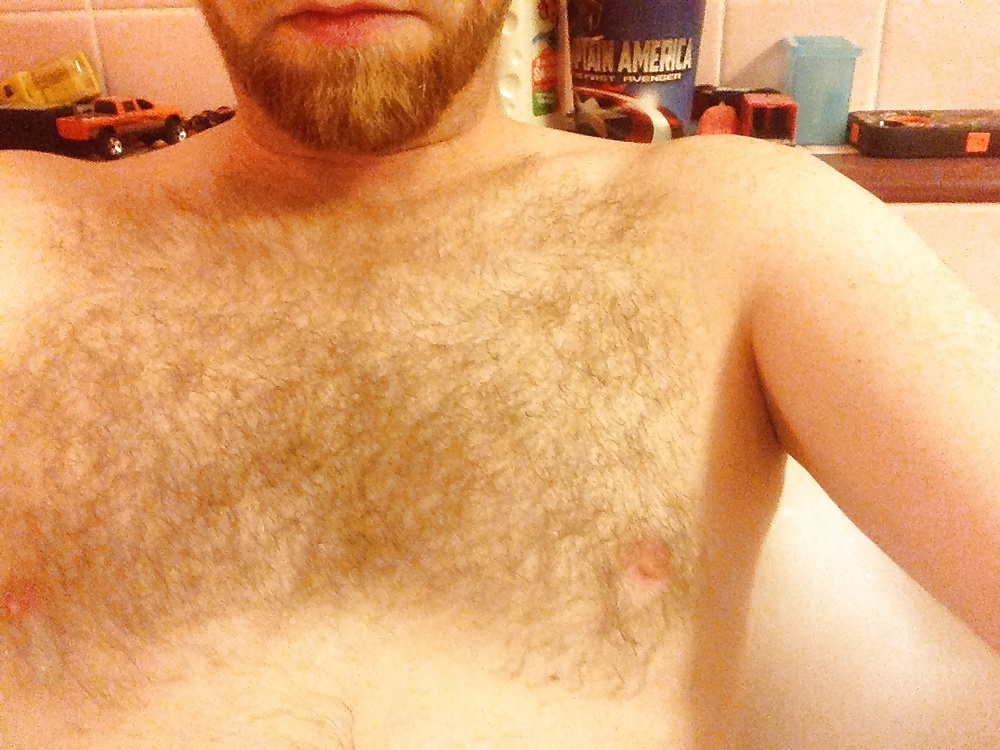 Does My Hairy Chest Belong Here