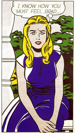 drawn ero and porn art    roy lichtenstein for treaploc