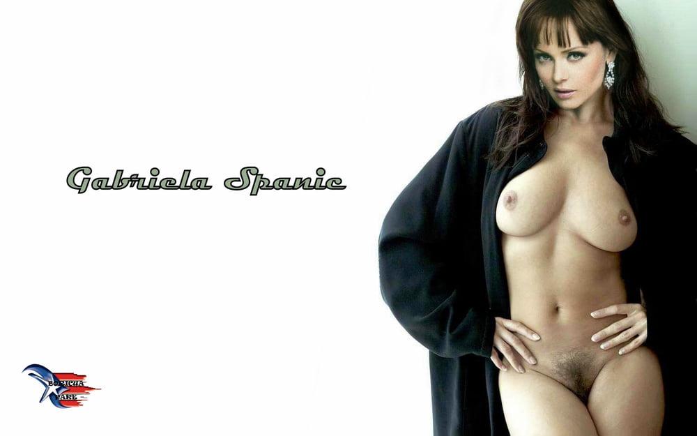 Gabriela Spanic Sexy Nude Pics