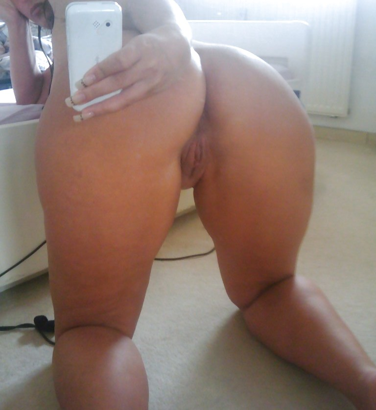 White pussy and ass