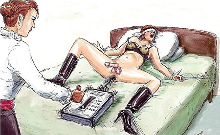 stories femdom Sissy and
