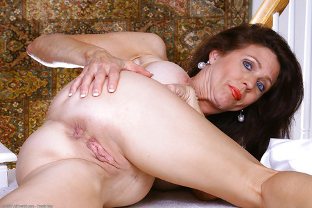old ladyass hole licked