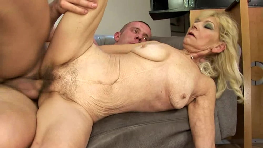 Old man fuck hard big dick
