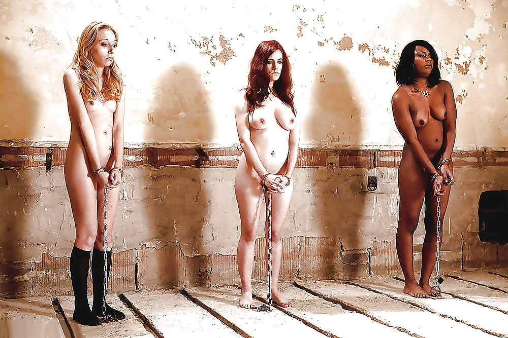 Slave auction nude