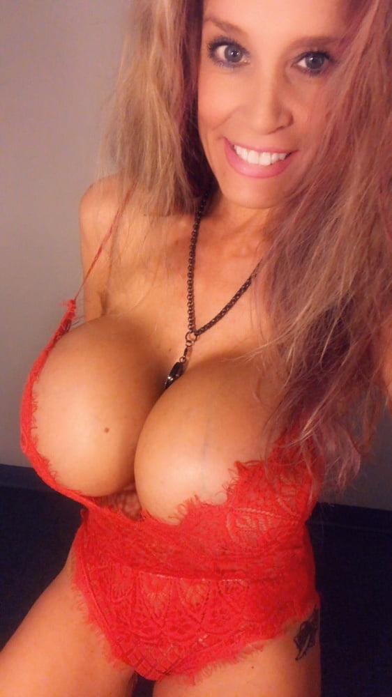 Huge boob implants