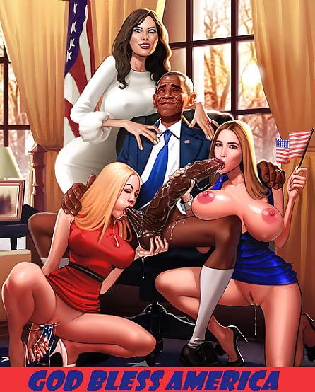 Porn interracial cartoon Interracial cartoon