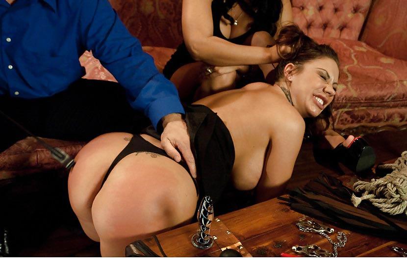 Жестоко порно видео наказание