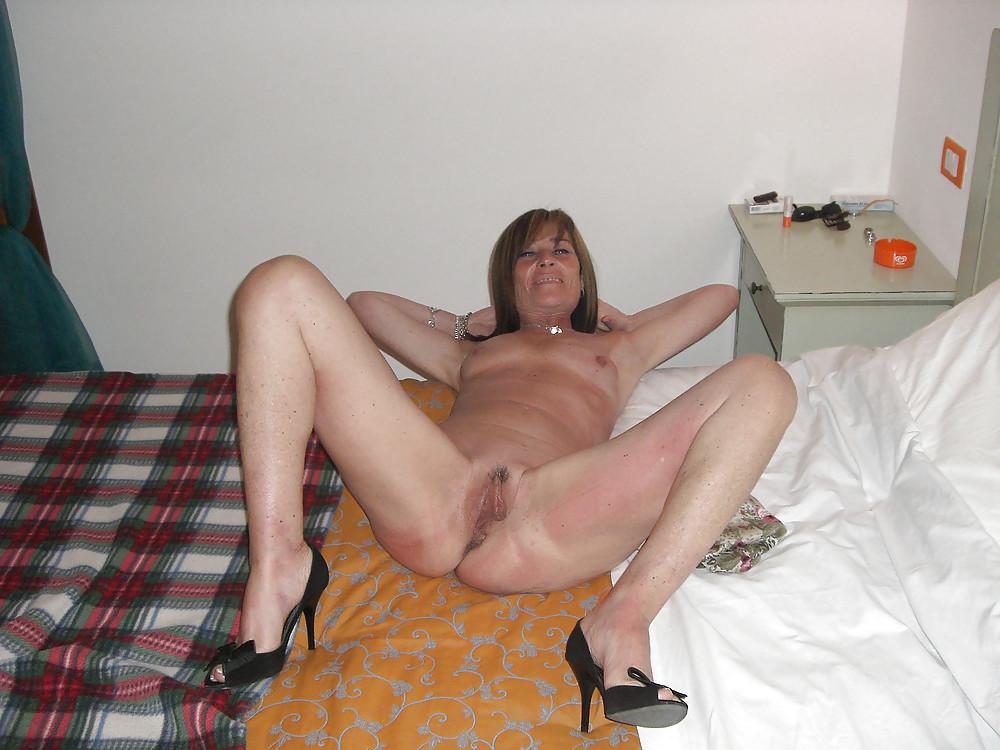 Blond with big ass