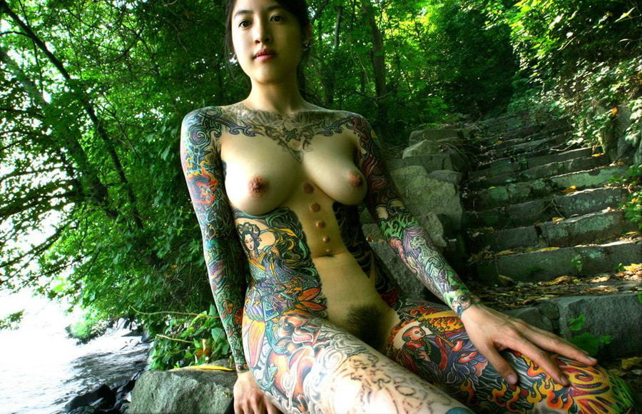Penis sex naked japan tattooed girl gay thread sexi