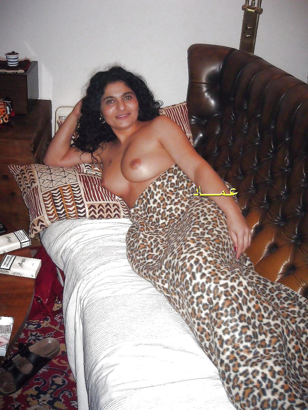 Fleur busty french arab amaetur, chick gets cream pie in pussy