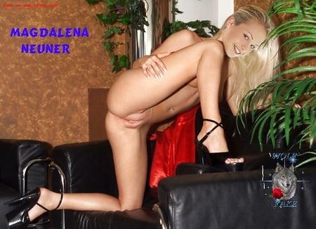 """Nackt  Magdalena Neuner """"Gold"""