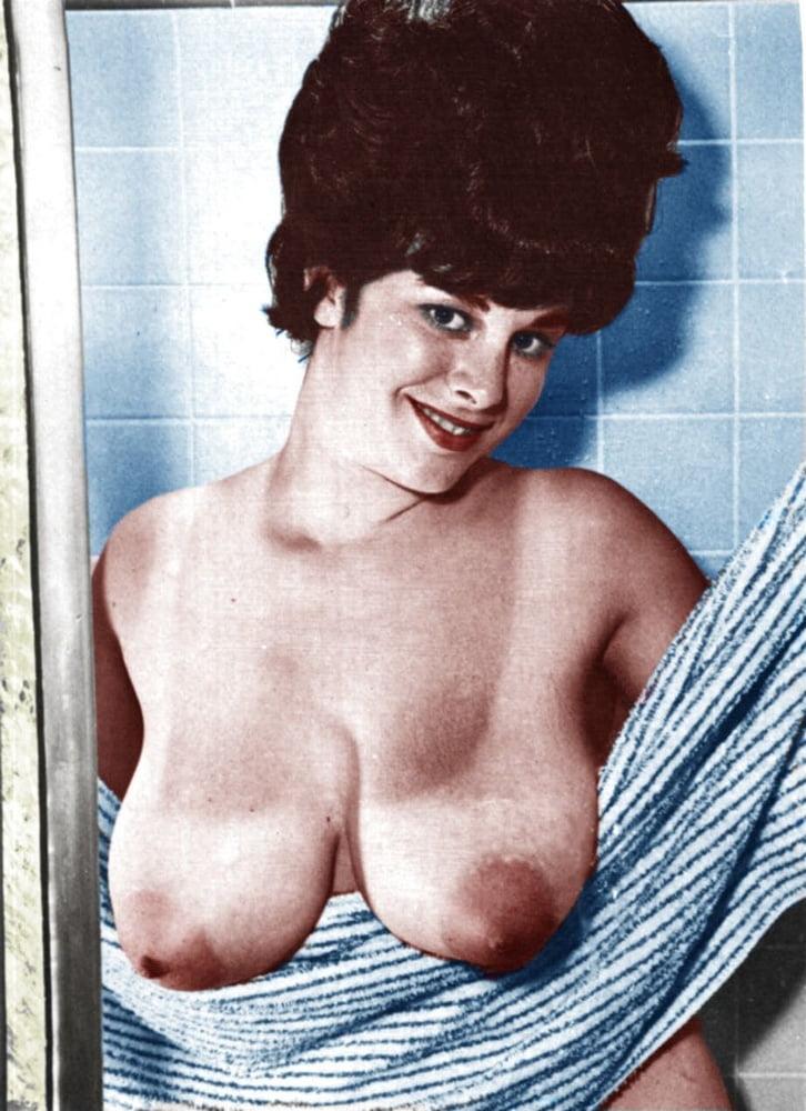 Vintage boobs tube-7571