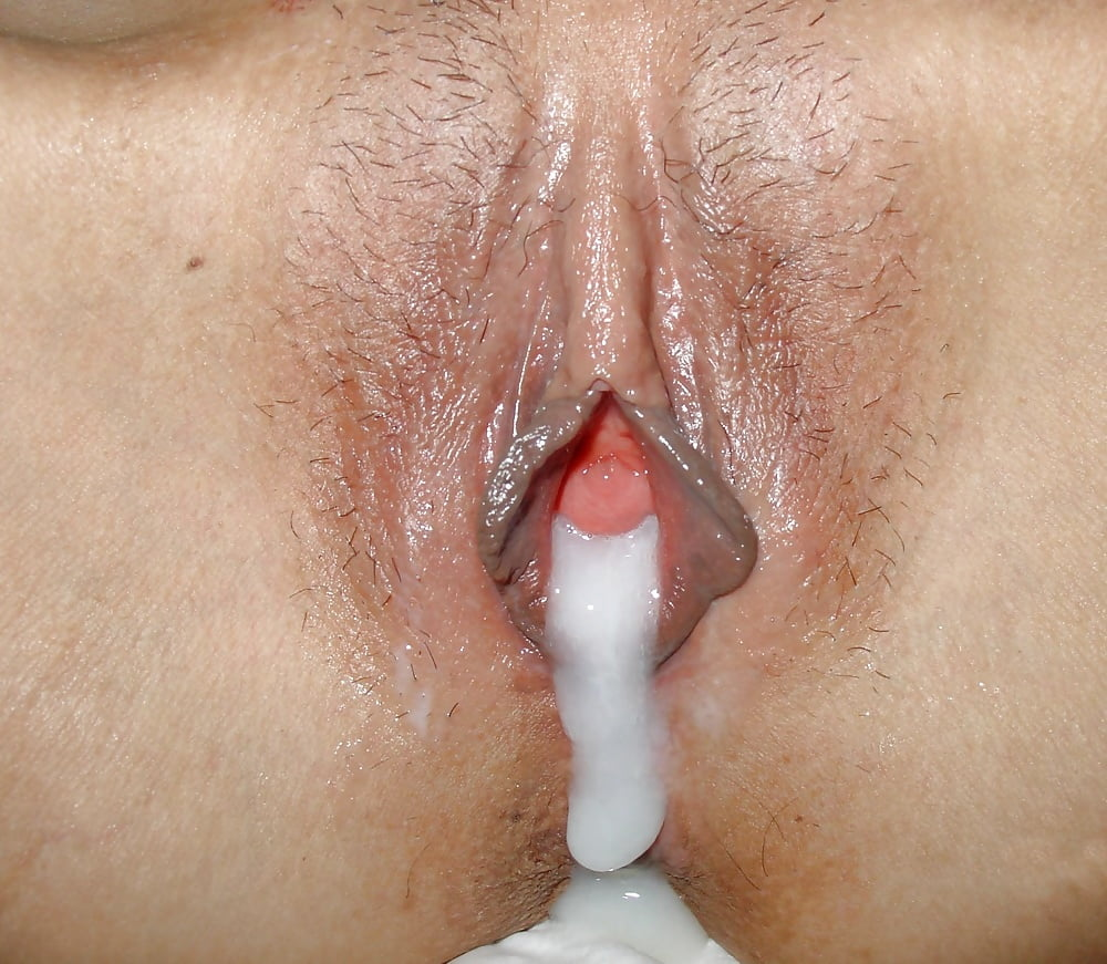 Creampie queef #12