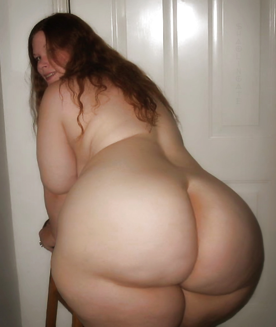 Фото галереи голых пышных женщин с огромными задницами #13