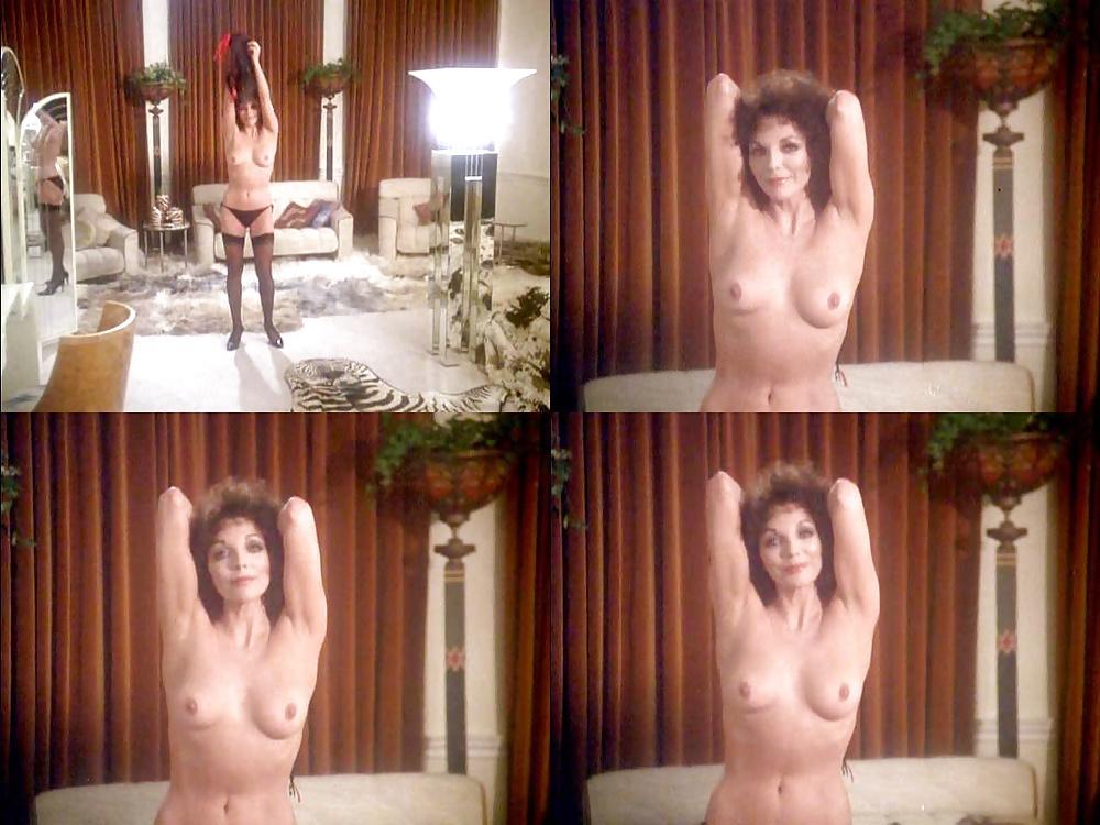 Has joan allen ever been nude