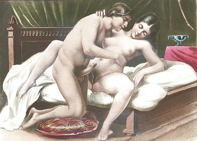 Почитатели афродиты эротика читать