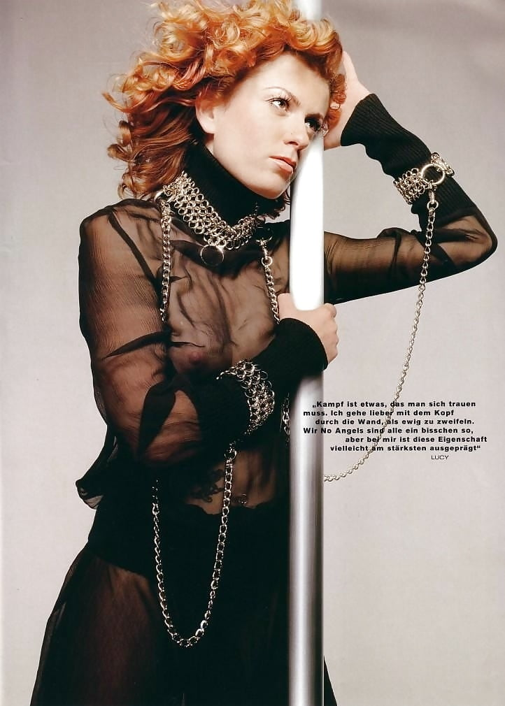 Lucy Diakovska  nackt