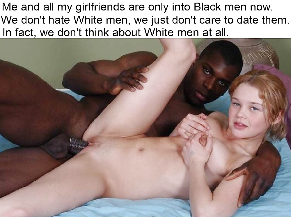 Black Daddy Destroying His White Stepdaughter