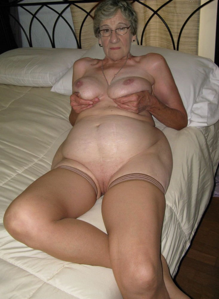 Irish grannies naked pictures — 14