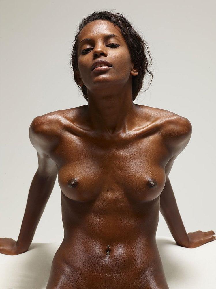 Skinniest black women nude picts