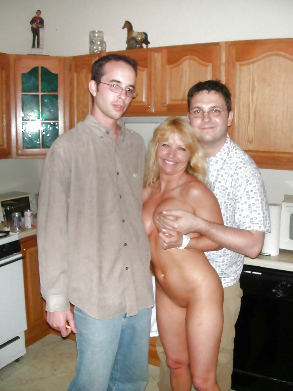 Hot friends naked