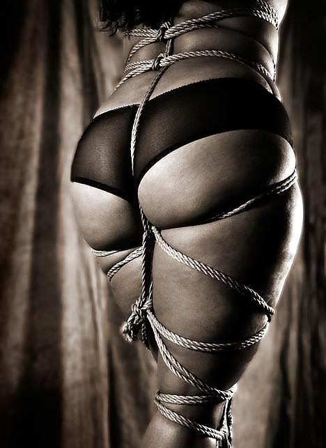 Artistic images of big beautiful women in bondage