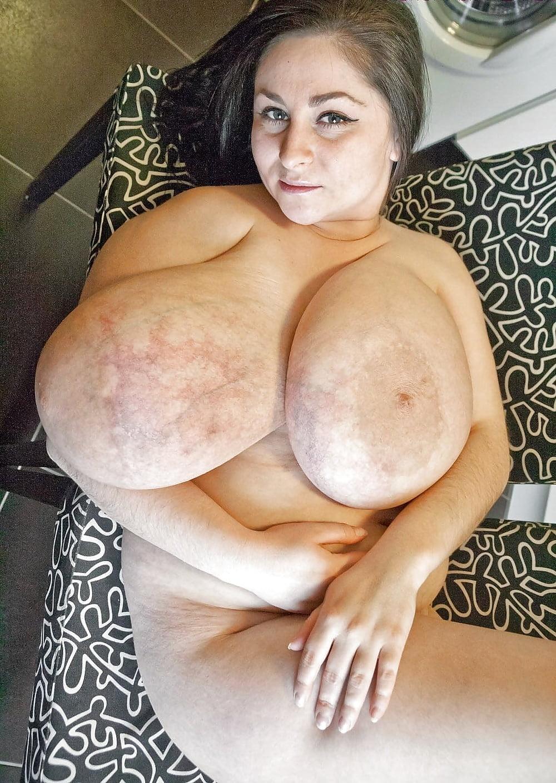Monster mom tits