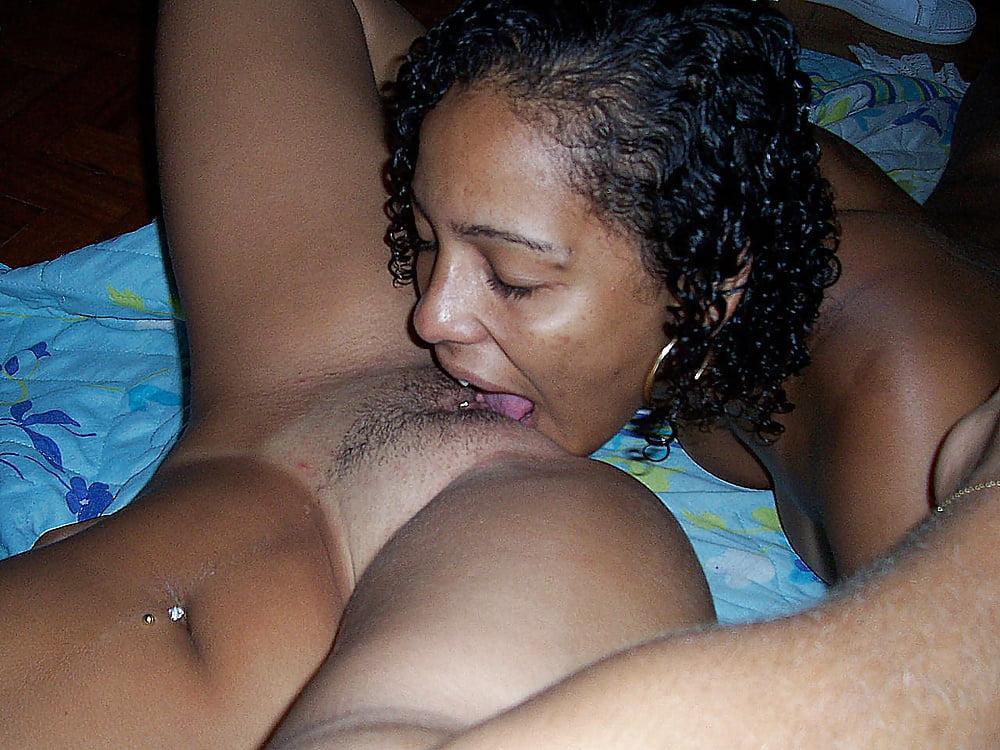Lesbian Ebony Amateur