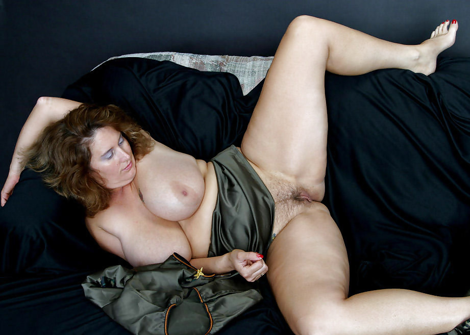 Dusty rose sexy mature