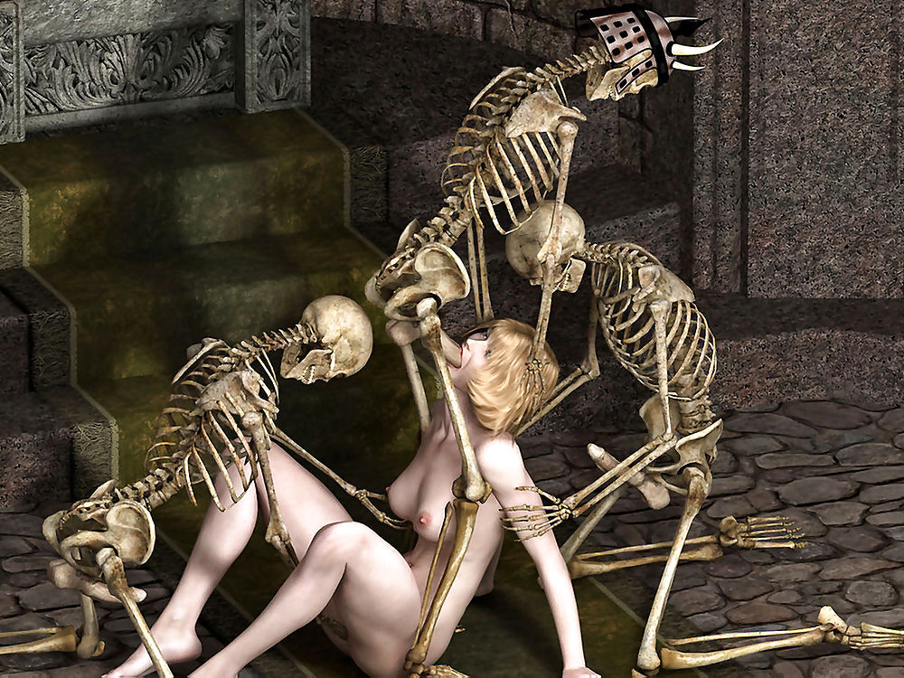 Bdsm skeleton #11
