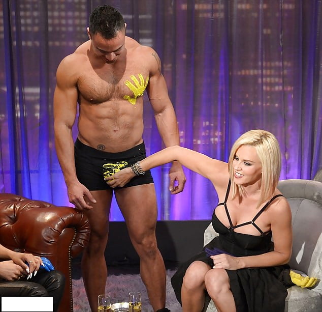 Jenny mccarthy nudes