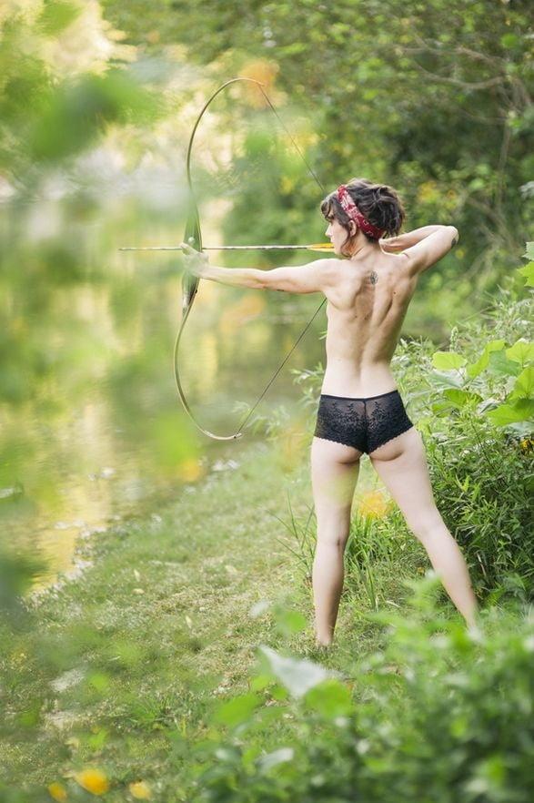 The secret curse of expert archers