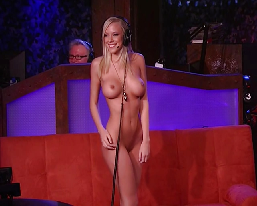 The howard stern show nude scenes