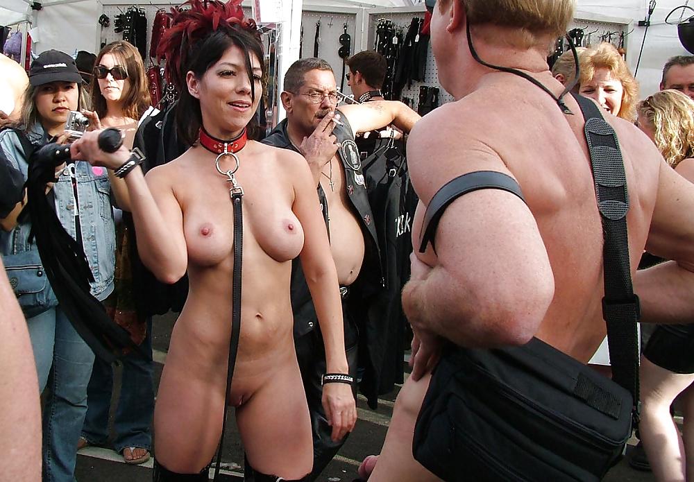 Folsom street nude