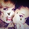 Taylor Swift & Ariana Grande cum tribute