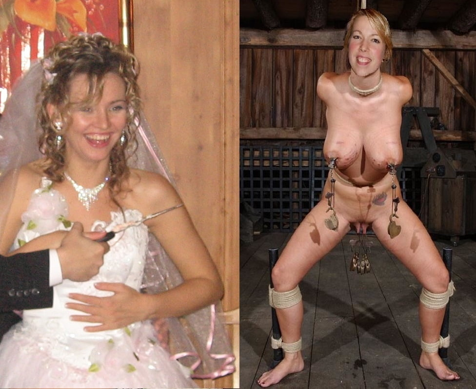 Art nude before and after
