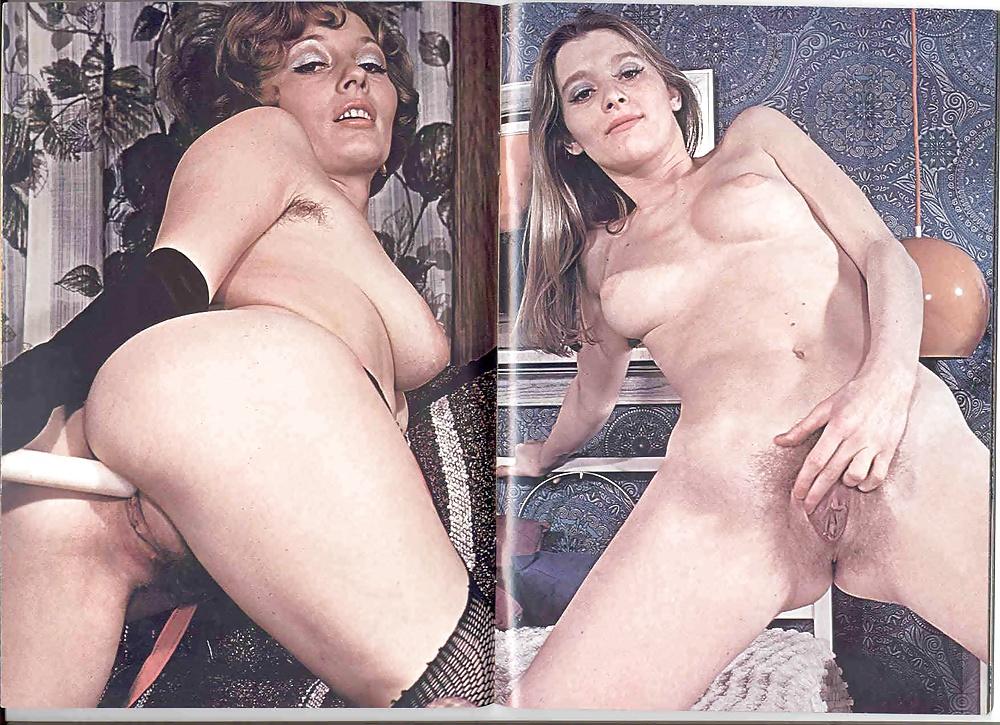 Porn raunch retro vintage