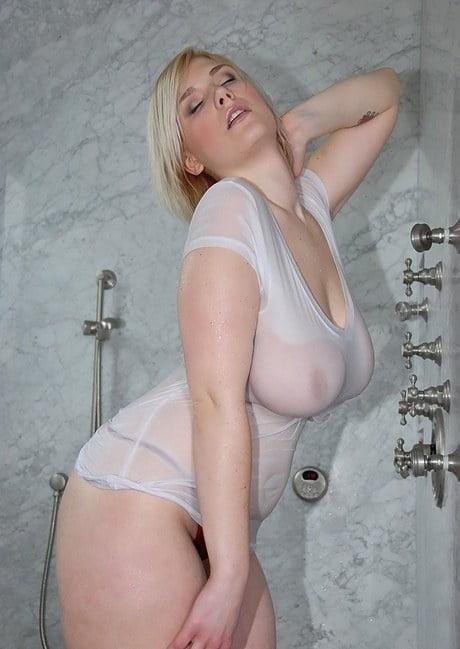 Hot women in the shower